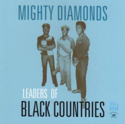Mighty Diamonds - Leaders of Black Countries (Kingston Sounds) LP